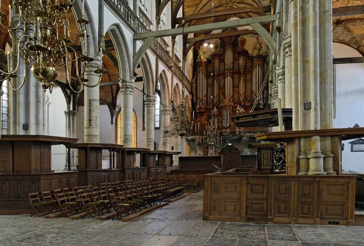 Meubilair van de oude kerk bedreigd vereniging vrienden van de amsterdamse binnenstad - Modern meubilair en oude ...